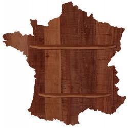 CARTE DE FRANCE ETAGERE